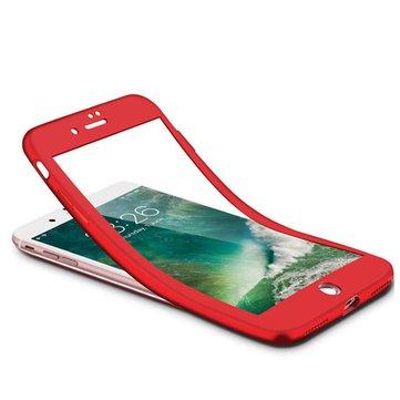Bakeey Full Body Hybrid kolor silikonowy futerał ochronny dla iPhone 7 Plus
