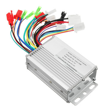 24V 250W Brushless Motor Electric Speed Controller Box for E-bike Scooter