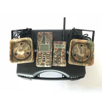 50w Loud Hoparlör 300m-500m Uzakdan Kumanda Avcılık Kuş Arayan Avcılık Arayan Ekipmanları