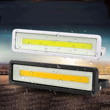 50 W COB LED Luz de Inundação À Prova D 'Água IP65 Holofotes Jardim Ao Ar Livre Lâmpada AC190-220V