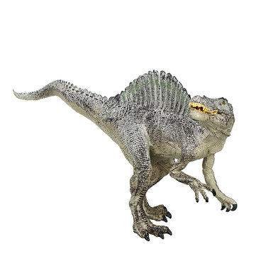 Spinosaurus Action Figure Carnivorous Dinosaur Toy Diecast Model Boys Teen Gift Collection