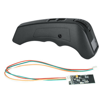 Flipsky 2.4G Screen Remote Control VX2 Transmitter for Electric Skateboard Ebike Eboat Compatible with VESC