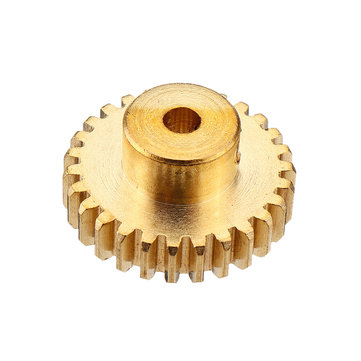 Copper Motor Gear For Wltoys 144001 1/14 4WD High Speed Racing Vehicle Models RC Car Parts