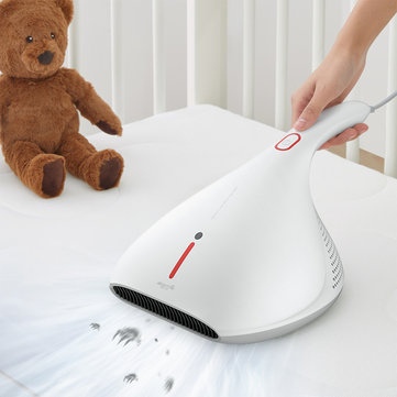 Deerma CM800 UV Sterilizers Anti-Dust Mites Remover Instrument UV-C Vacuum Cleaner For Bed Mattress Pillow Sofa from Xiaomi Ecological Chain