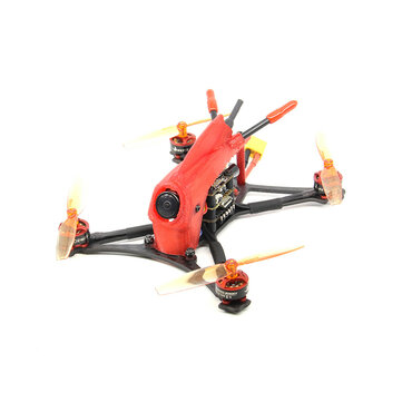 HGLRC Parrot120 120mm F4 2.5 Inch Toothpick FPV Racing Drone PNP BNF w/ 400mW VTX Turbo Eos2 Camera