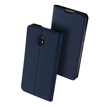DUX DUCIS Xiaomi Redmi 8A Flip Magnetic With Wallet Card Slot Protective Case