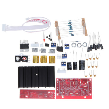 TDA7377 Audio Amplifier Board Subwoofer Mega Bass 2.1 Power Amplifier Board DIY Kit Single Power Supply