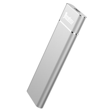 coolfish M1 Portable Solid State Drive 256G 512G 1TB Type-C USB3.1 M.2 SSD Hard Drive