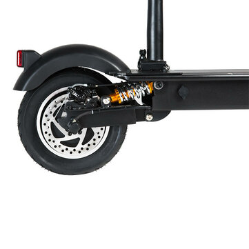 Janobike Electric Scooter Rear Wheel Fender Scooter Back Mudguard For Janobike 10inch Scooter