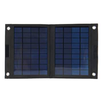 Sunpower 50W 18V Foldable Solar Panel Charger Solar Power Bank for Huawei iPhone Samsung