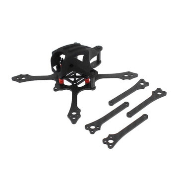 HBFPV FF65 V2 105mm 2.5 Inch Toothpick Frame Kit for RC Drone FPV Racing