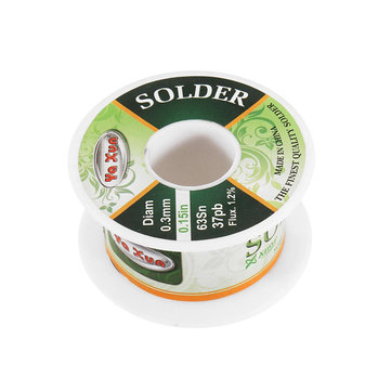 0.3mm Rosin Core Solder Low Melting Point Solder Soldering Wire Roll