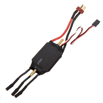 60A Water Cooled Brushless ESC with BEC For RC Boat