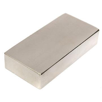50x25x10mm N50 Sterke Block Cuboid Magnet Zeldzame Earth Neodymium Magnet