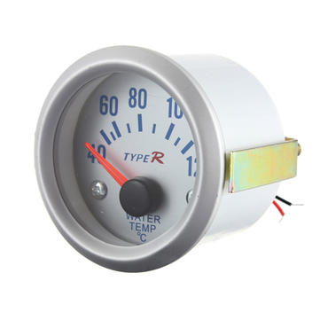 2 Inch 52mm Water Temp Temperature Gauge For Car Truck Motorcycle